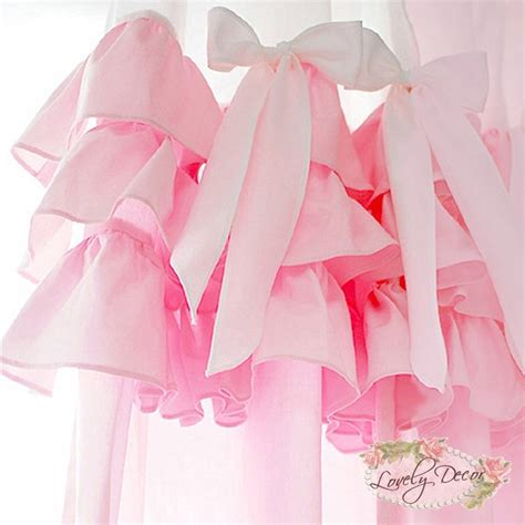 cinderella pink ruffle curtain pink cinderella and ruffle curtains