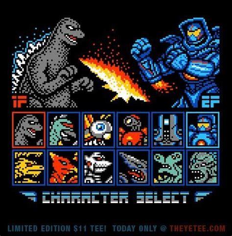 Jump to navigationjump to search. Godzilla Pacific Rim video game mash up | Geektacular ...