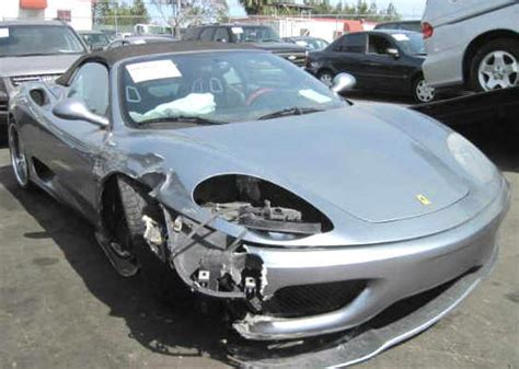 Salvage Cars For Sale by Wrecked Cars For Sale Salvage Pictures