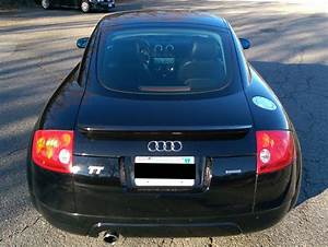 2002 Audi Tt 1 8t Coupe Blk  Blk Manual