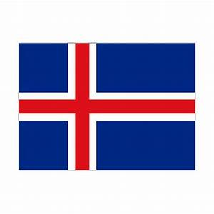 Iceland Flag - 5 x 3 Ft Partyrama