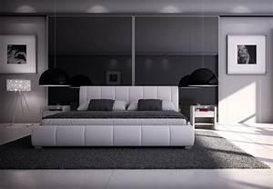 Bett 220 X 200 : bett11 design polsterbett wei luana 200 x 200 ~ Bigdaddyawards.com Haus und Dekorationen