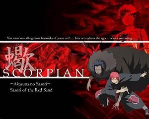 akatsuki naruto sasori of the red sand – Anime Naruto HD ...