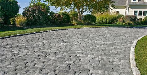 Unilock Driveway - driveway pavers for an world feel in northwest indiana