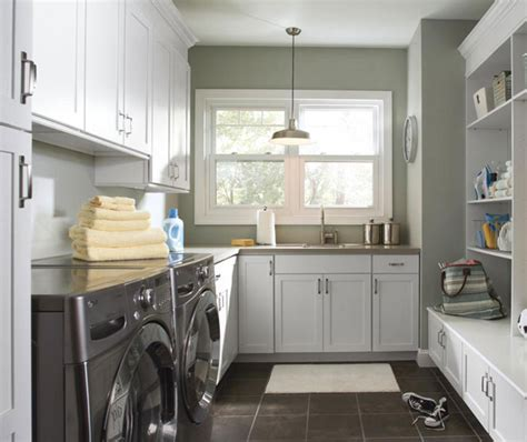where to buy laundry room cabinets laundry room cabinets in painted white maple masterbrand
