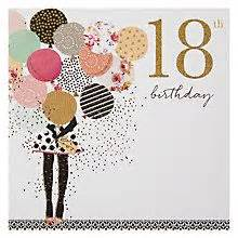 buy portfolio balloons  birthday card