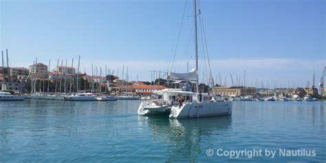 Catamaran Charter Hrvatska cjenik lagoon 450 charter katamarana hrvatska
