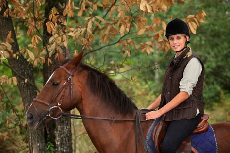 trail riding safely  hunting season