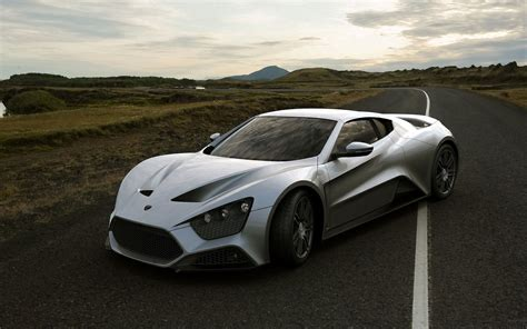 voiture de sport zenvo autos post