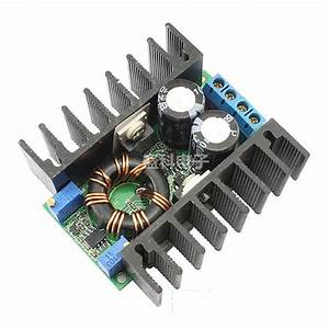 Dc 100w Constant Current Boost Step Up Module Car Mobile