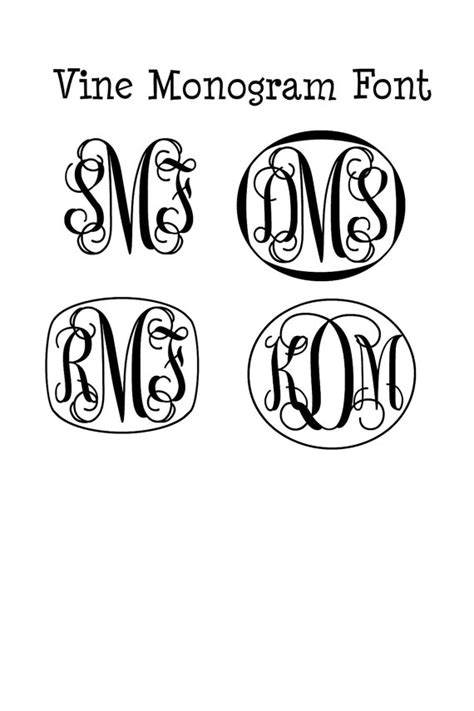 cricut cartridges monogram font images mini monograms cricut cartridge circle monogram