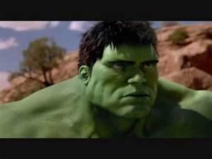 The Hulk 2003 vs The Incredible Hulk 2008 - YouTube