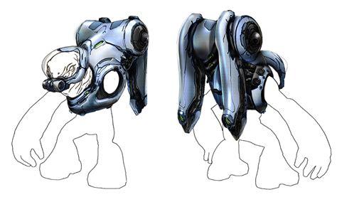 Halo 4 Concept Art By Dave Bolton Concept Art World