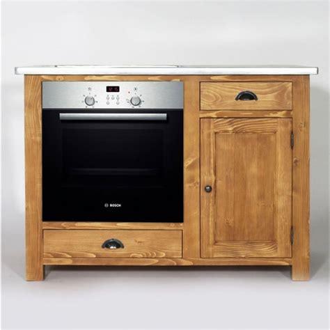 meuble de cuisine bois  zinc maison  mobilier