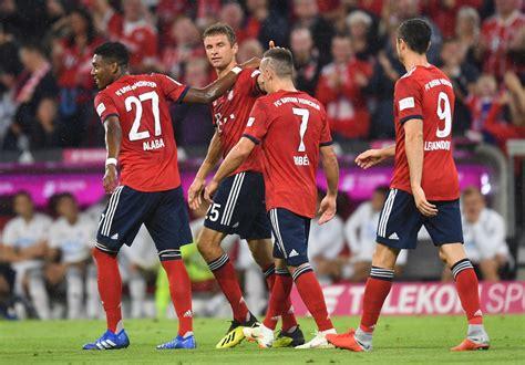Find 1899 hoffenheim vs fc bayern münchen result on yahoo sports. FC Bayern gewinnt gegen Hoffenheim - Auch dank kuriosem ...