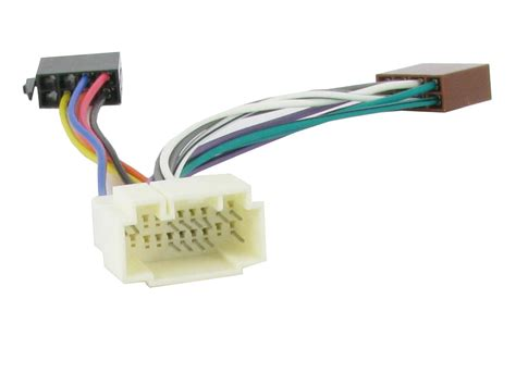 Car Stereo Iso Wiring Fakra Harness Adaptor