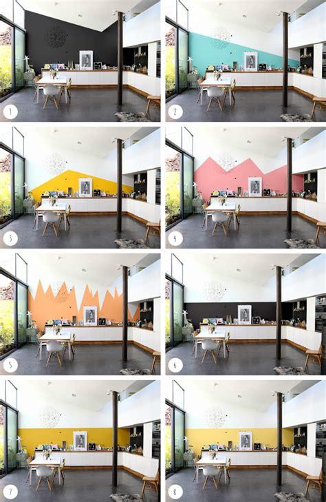simulateur de cuisine en ligne choisir la bonne couleur de peinture avec intensément