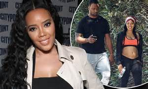 Angela Simmons Talks To E News About Getting Into Shape
