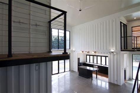 luxury container home  high  interior finishes