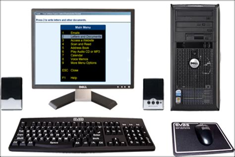 pc access solution   visually impaired guide easy