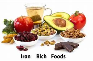 Iron Rich foods - List of Foods Rich in Iron
