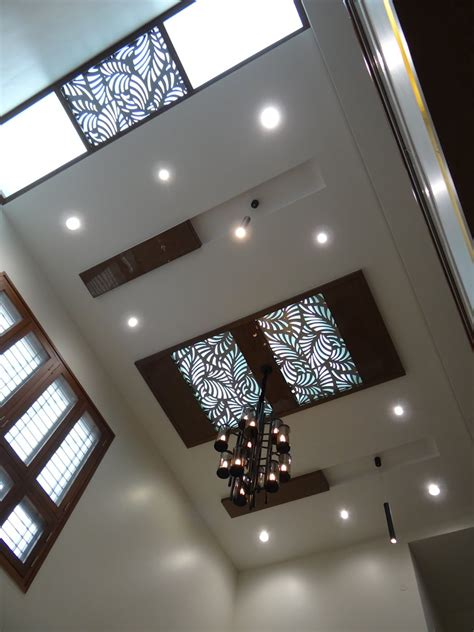 living room ceiling modern living room  hasta architects