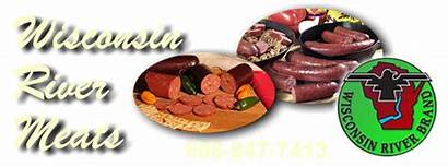 Meats Meat Wisconsin Menu River Sausage Landjaeger