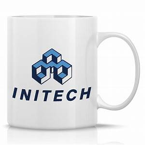Initech coffee mug 11oz porcelain mug for office by for Office space coffee mug