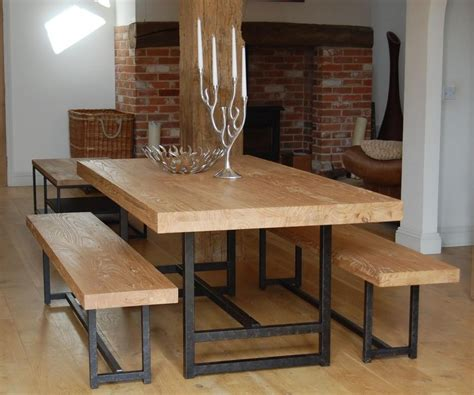 collection  dining tables bench seat