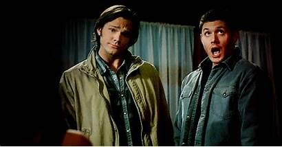 Dean Sam Supernatural Winchester Gifs Epic Both