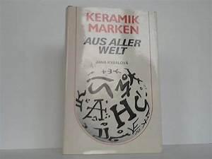 Keramik Marke Bestimmen : keramikmarken aus aller welt zvab ~ Frokenaadalensverden.com Haus und Dekorationen