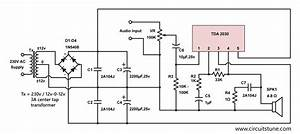 Electronic Schematic Circuit Diagram