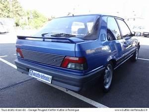 309 Gti 16s : peugeot 309 gti 16 1991 occasion auto peugeot 309 ~ Gottalentnigeria.com Avis de Voitures