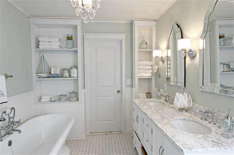 sherwin williams sea salt traditional bathroom