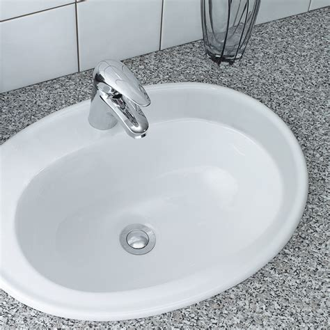 530mm Inset Vanity Basin - ASWHVBA1/2 • Commercial Basins