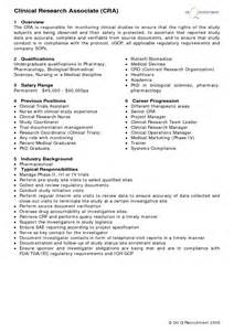 Clinical Trials Associate Resume by Clinical Trial Manager Cover Letter Human Services