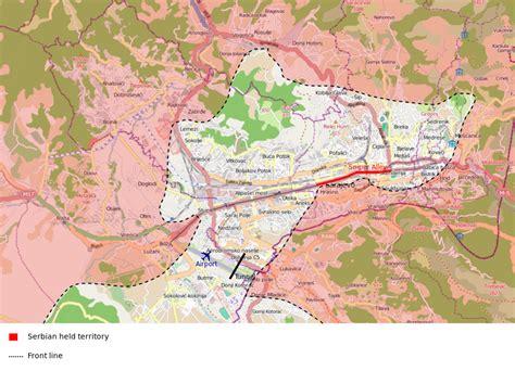 siege of sarajevo file siege of sarajevo svg wikimedia commons