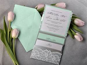 1000 ideas about luxury wedding invitations on pinterest for Wedding invitation templates dl size