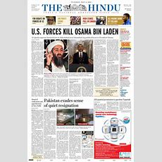 Publish Ads In The Hindu For Maximum Exposure In South India  Releasemyad Blog