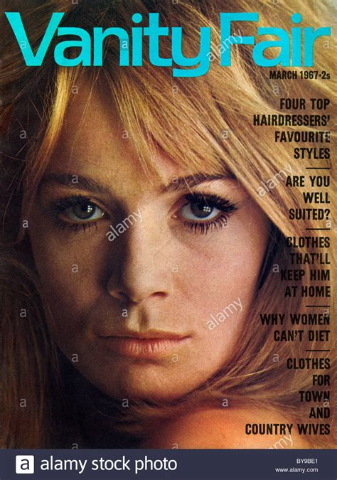vanity fair cover cover of vanity fair magazine dated march 1967 priced at 2