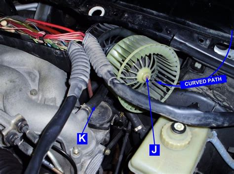 bmw z3 m roadster where is the blower motor resistor