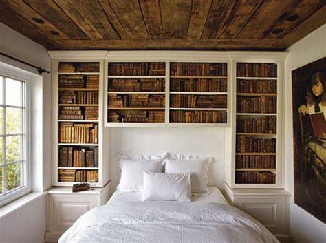 foto chambre a coucher la tête de lit avec rangement un gain d 39 espace déco