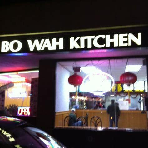 bo wah kitchen chinese restaurant  bay shore