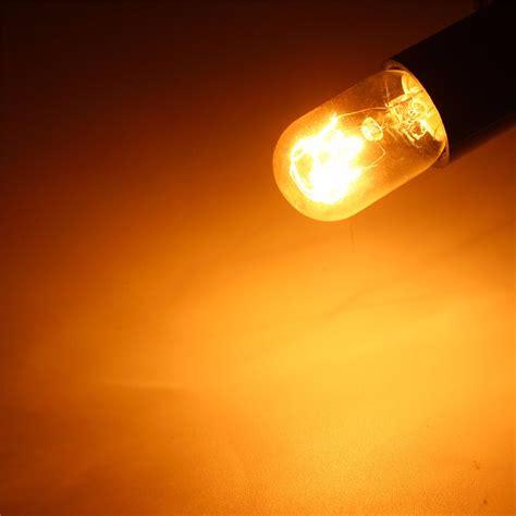 heat l light bulb e14 25w warm white oven cooker bulb l heat resistant