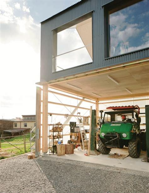 Wohnhaus Mit Werkstatt by 187 Haus Unimog 171 Wohnung Und Werkstatt In Ammerbuch Wohn