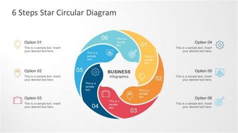 radial diagrams  powerpoint