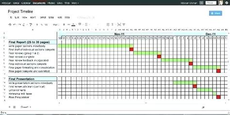 project calendar template project timeline excel project schedule template excel project timeline excel sle project