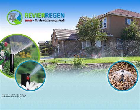 Automatische Bewässerung Für Privatgarten
