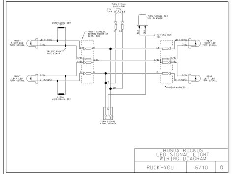 led wiring diagram fuse box and wiring diagram