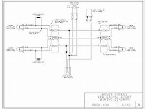 Wiring Diagram For Turn Signals